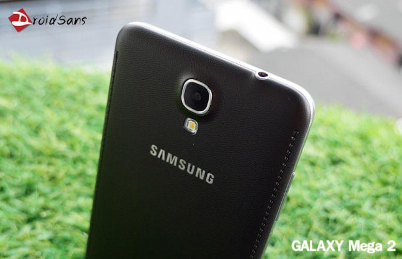 Galaxy Mega 2 foto 3 Se filtran las primeras imágenes del Samsung Galaxy Mega 2