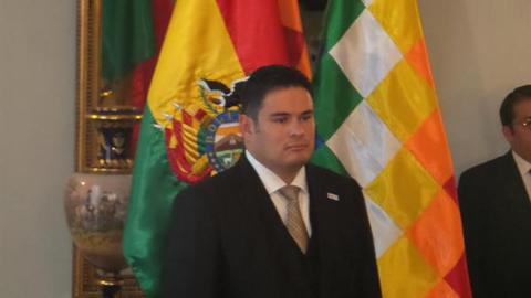 Erick-Saavedra-jura-como-nuevo-embajador-de-Bolivia-en-Japon-