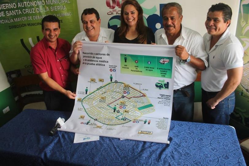 Corrida internacional tiene apoyo de la comuna cruceña