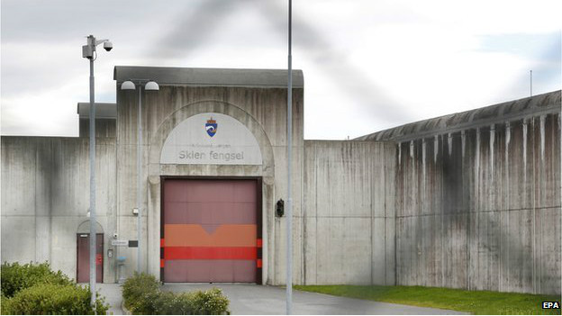 Cárcel de Skien