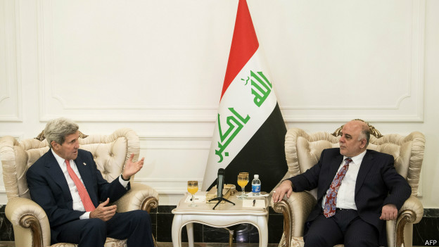 Kerry y Abadi.