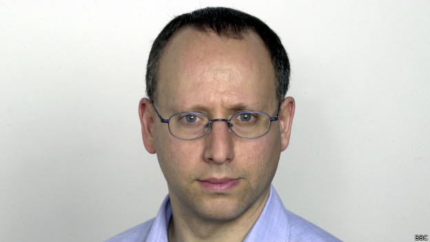 Corresponsal de la BBC en Moscú, Steve Rosenberg