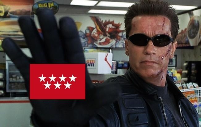 Arnold Schwarzenegger y Madrid