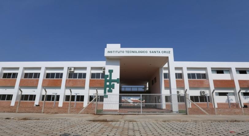 Se inaugurará nueva infraestructura del Instituto Tecnológico Santa Cruz