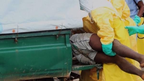 Escape ébola