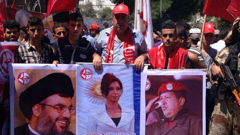Hezbollah-Chavez