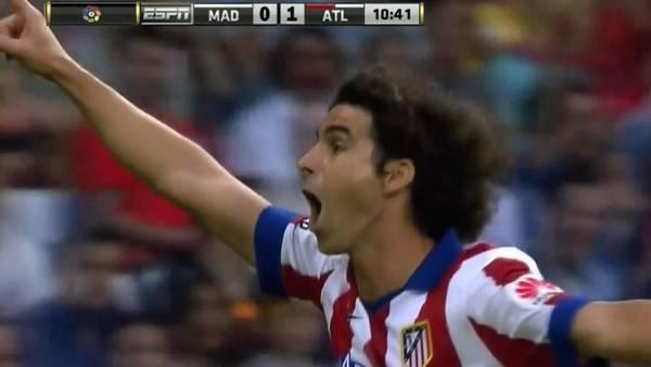 Real Madrid 0 - At. Madrid 1