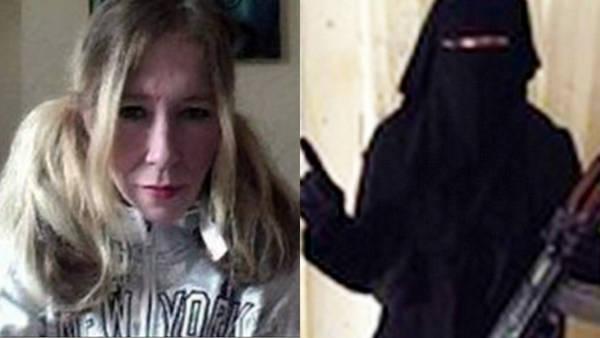 Sally Jones, de rockera a miembro del ISIS.