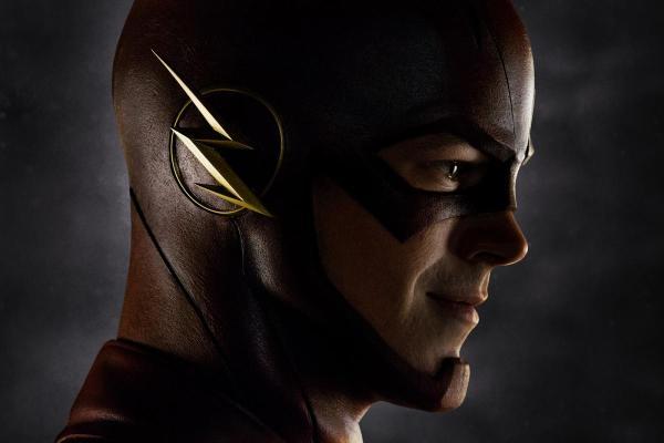 The Flash heroe