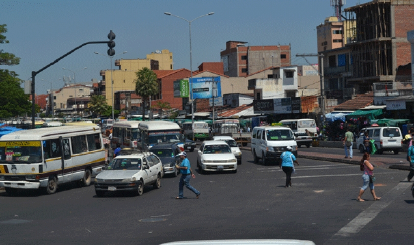Restringirán el número de líneas que circulan por la avenida Grigotá, zona de la exterminal.