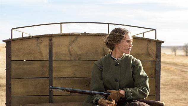 imagen Tráiler de 'The Homesman', dirigida por Tommy Lee Jones con Hilary Swank y Meryl Streep