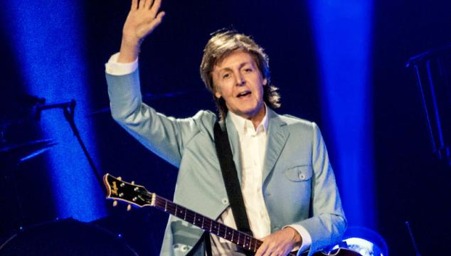 imagen Escucha una nueva canción de Paul McCartney hecha para un videojuego