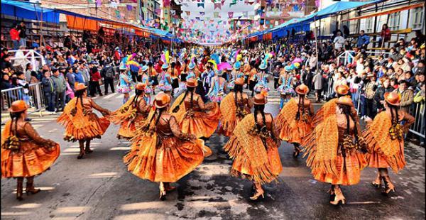Folcloristas bolivianos anuncian protestas por video de postulación Peruano a la UNESCO