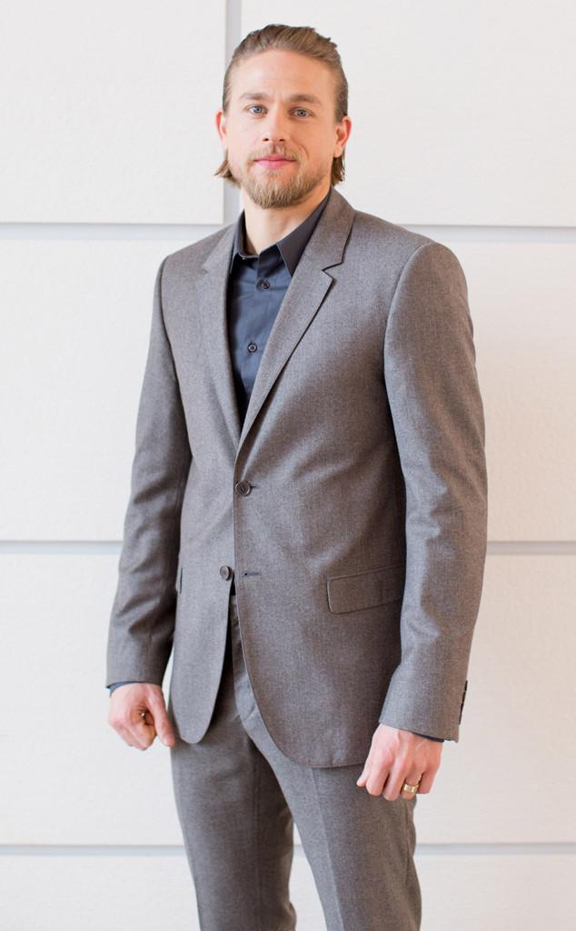 Charlie Hunnam, Calvin Klein Collection