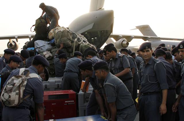 INDIA-NEPAL-QUAKE