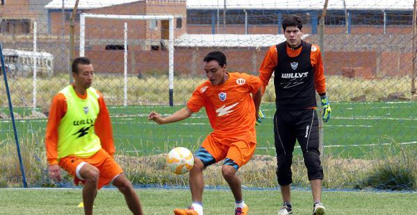 PREVIA. Loaiza seguirá en el equipo titular ante Tigres