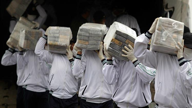 EE.UU.: Guardia costera decomisa en San Diego más de 14 toneladas de cocaína