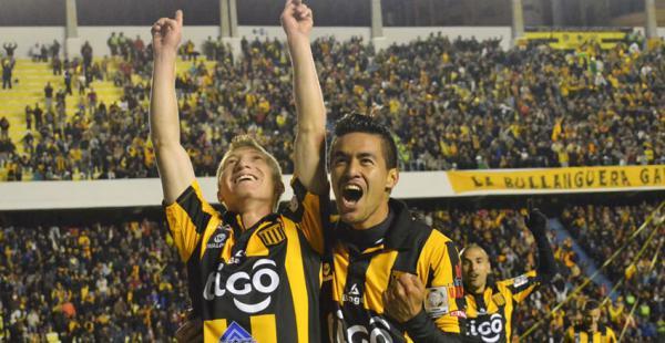 Chumacero y Ramallo son parte importante del equipo atigrado que buscará su clasificación a octavos de la Libertadores