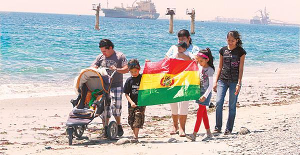 Bolivia recurrió a La Haya para que Chile acepte negociar
