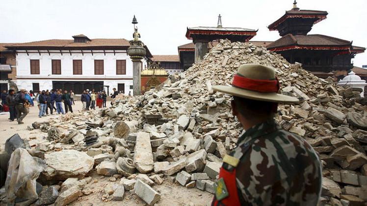 El sismo de Nepal equivale a 700 bombas nucleares de Hiroshima