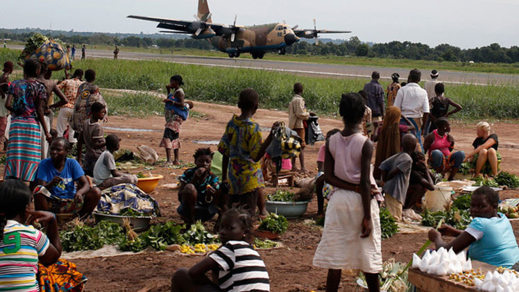 Un filtrado informe de la ONU denuncia violaciones de menores africanos por soldados franceses