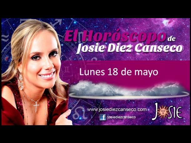 Josie Diez Canseco: Horóscopo del lunes 18 de mayo (FOTOS)