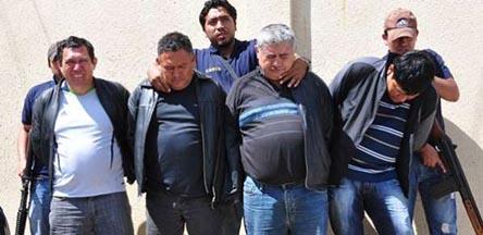Caen bandas de atracadores que   robaban carga de soya en Montero