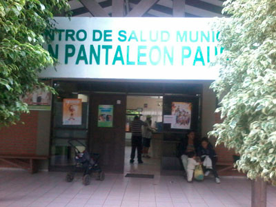 Centro médico colapsado por enfermos de chikungunya