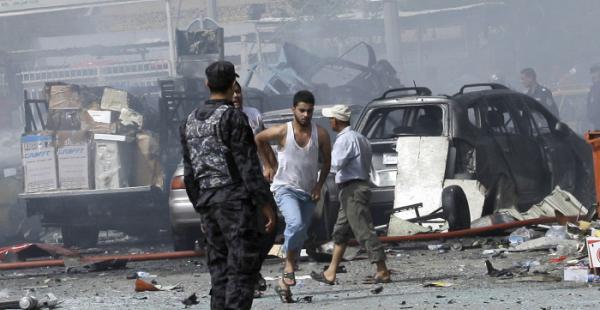 Ataque de EI en Ramadi