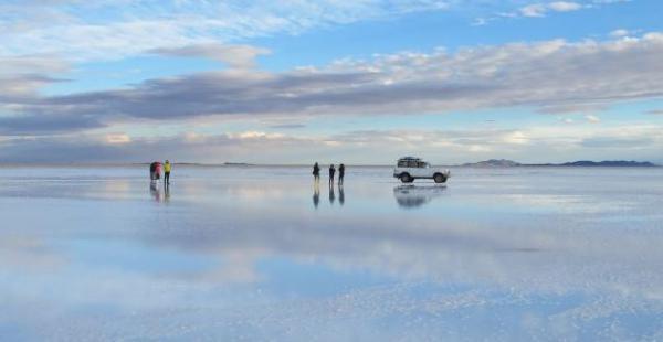 National Geographic destaca dos lugares de Bolivia