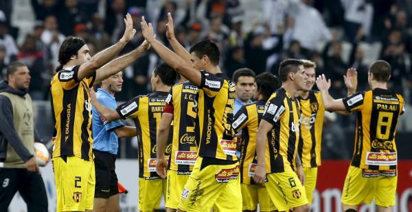 Guaraní está abocado cien por ciento a la Copa Libertadores, ya que en el torneo local prácticamente perdió la chance de campeonar.
