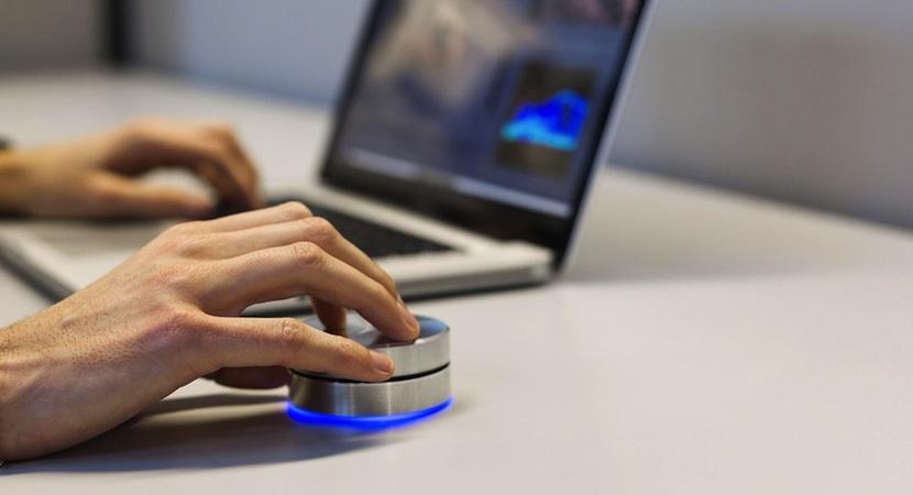 controlador Griffin PowerMate, un controlador bluetooth que te gustará