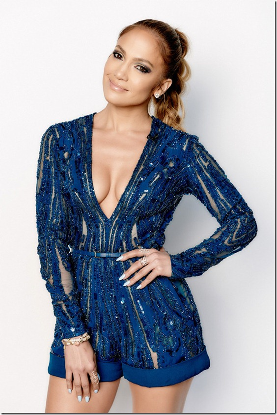 Jennifer Lopez, American Idol Season 14, Photo Credit: Michael Becker