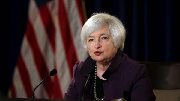 Jefa. Janet Yellen, la presidenta del Banco Central de EE.UU. (AP)