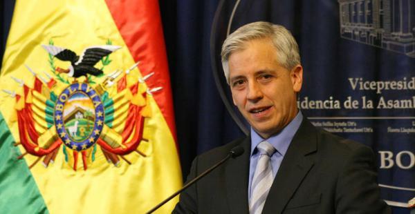 El vicepresidente de Bolivia, Álvaro García Linera, en una entrevista con un diario chileno manifestó que la economía del país superará a la del vecino país hasta el 2020