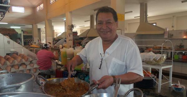 'Mario Hígado' y un plato que ganó adeptos en Santa Cruz