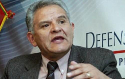 Defensor dice que derechos universales no son una imposición de un sistema político