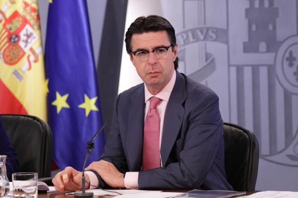 Jose Manuel Soria Ministro de Industria, Energía, Turismo y Comercio - Reforma energética de España