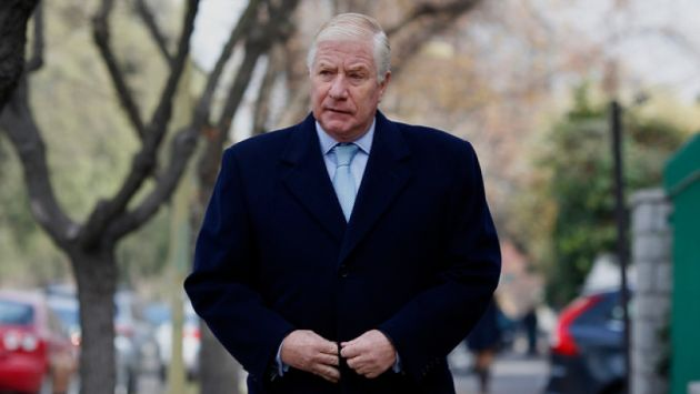 El político chileno dijo que la Corte de La Haya no es un ente confiable. (Elmostrador.cl)