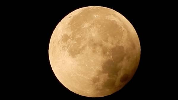 Timelapse Blood Moon