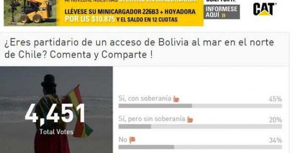 Esta es la nota publicada en el portal de noticias de El Ciudadano de Chile