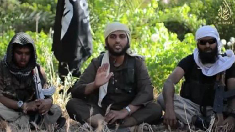 Sra. Terror Estado Islámico
