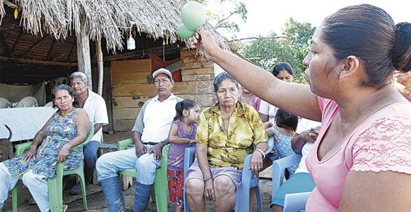 Poblaciones indígenas del país reclaman por el desvío de recursos