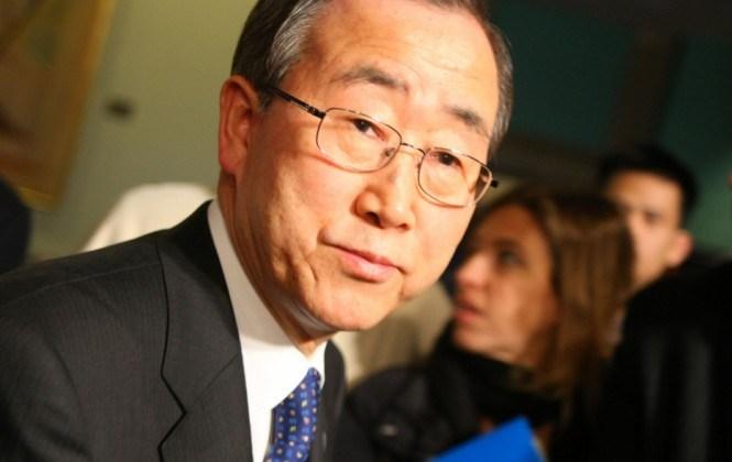 Gobierno confirma la llegada de Ban Ki-moon a la cumbre mundial de Tiquipaya