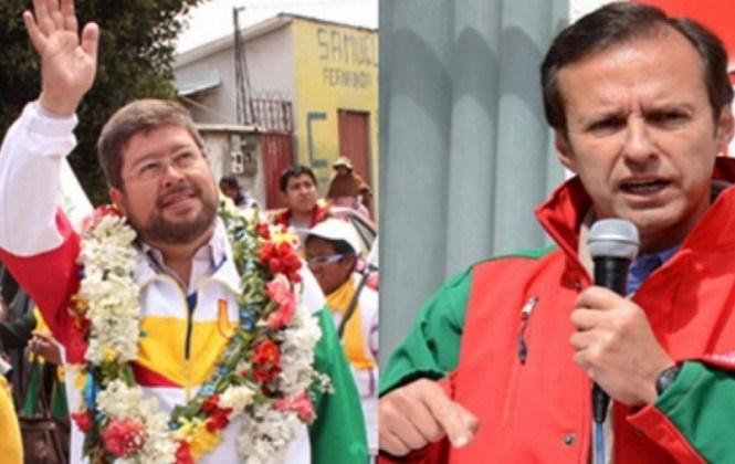 Rafael Quispe pide a Samuel y Tuto que no hagan campaña por el NO y que apoyen con su chequera