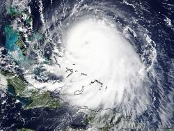 Los nombres de los huracanes