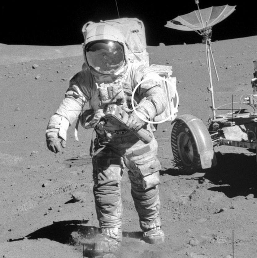 David scott reloj viajo a la luna bulova 1 El reloj de Bulova de David Scott, que pisó la luna, puede ser tuyo