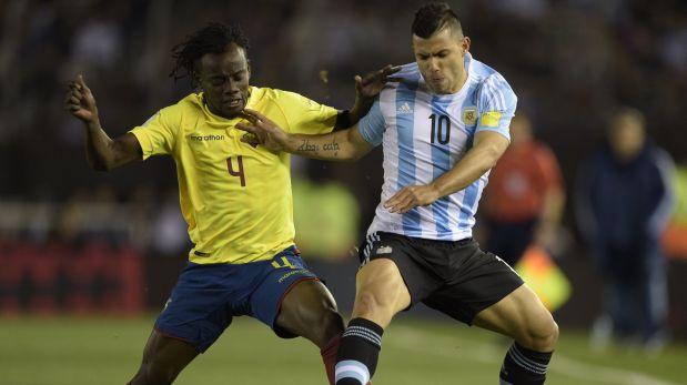 [Foto] Argentina cayó en casa 2-0 ante Ecuador por Eliminatorias