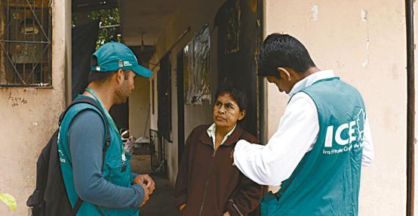 El trabajo que desarrollan los jóvenes en el distrito 10