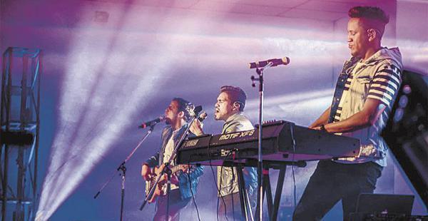Los dominicanos presentarán las piezas de su nuevo disco titulado Generación sedienta